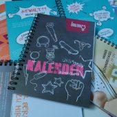 girls-only-Kalender die Fünfte!