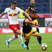 Bundesliga-Dinos HSV und Köln fühlen sich in Favoritenrolle wohl