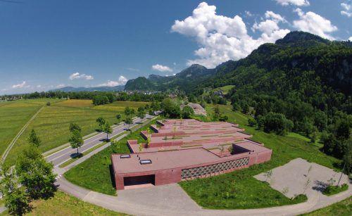 Der islamische Friedhof in Altach wird nur langsam angenommen. VN/Stiplovsek