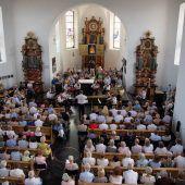 Ein musikalisches Fest für Maria