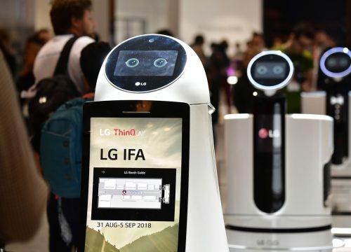 Die Technik-Messe IFA in Berlin wird in diesem Jahr doch nicht stattfinden. afp