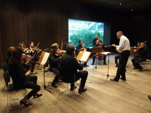 Der Wiener Concert Verein brachte im Vorarlberg Museum in Bregenz zeitgenössische Werke zur Aufführung. JU