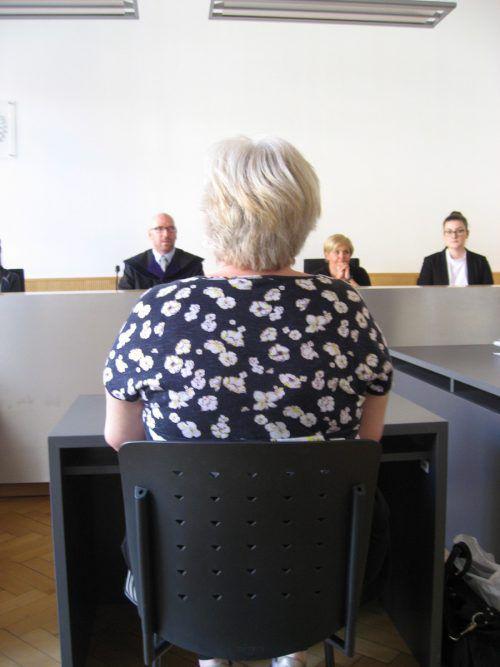 Die 51-Jährige muss 1000 Euro Strafe bezahlen. EC