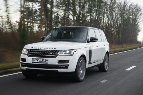 Die Bandbreite der Antriebe reicht im Range Rover von Benzinern über Diesel bis zu Plug-In-Hybriden. Bei unveränderter Geländekompetenz.