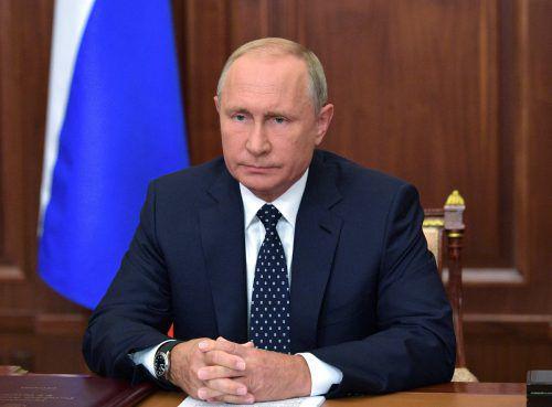 Die Beliebtheit des Präsidenten litt offenbar seit der Ankündigung. Reuters