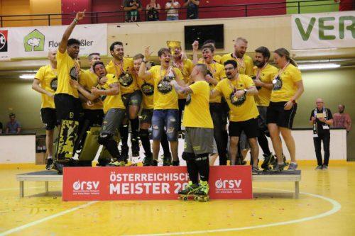 Die Dornbirner wollen an den Erfolg der Meistersaison anküpfen. RHC