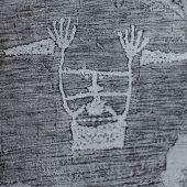Prähistorische Fels-ritzungen im Alpenraum