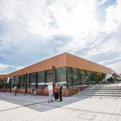 Rundum erneuerte Inselhalle für die Lindauer