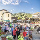 Volksmusik erklingt am Wochenende im Montafon