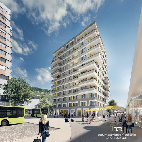 Quartiersentwicklung am Bahnhof Feldkirch wird branchenweit beachtet.