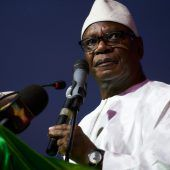Malis Staatschef gewinnt Stichwahl