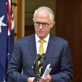 Zehn australische Minister bieten ihren Rücktritt an