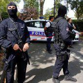 Mann tötet in Frankreich Mutter und Schwester
