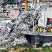 Brückeneinsturz von Genua laut Regierung vermeidbar
