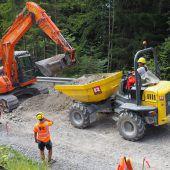 Sanierung der Furx-Straße liegt im Plan