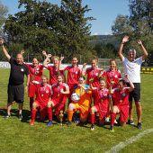 Ladys des FC Dornbirn starten gleich mit Turniersieg