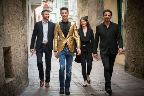 Die Südtiroler Vollblutmusiker sind zurück auf der Bühne.Herbert pixner