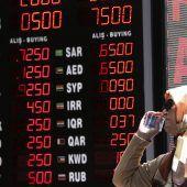 Türkei unterdrückt Kritik und reagiert mit Notmaßnahmen