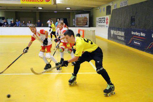 Die U17 des RHC Dornbirn gewann ihr Turnier souverän. cth