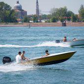 Aufregung um Verkehrschaos in Venedigs Lagune