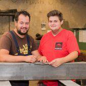 Facharbeiter sind im Stahlbaubetrieb hoch im Kurs