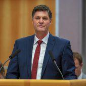 Landtag befasst sich mit dem Budget