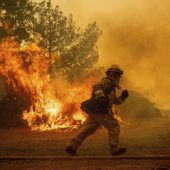 Kalifornien kämpft gegen größten Waldbrand seiner Geschichte