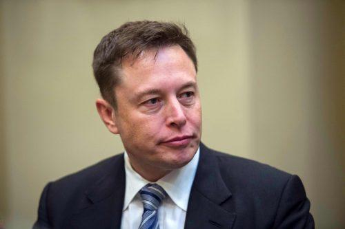 """Elon Musk hat den Höhlentaucher wiederholt als """"Pädophilen"""" beschimpft. AFP"""