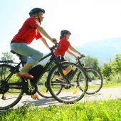 Die Vorarlberger Polizei schätzt, dass jedes dritte E-Bike auffrisiert ist. B1