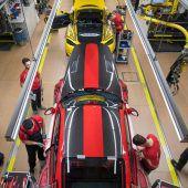 Sparstift bei Porsche