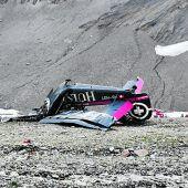 Flugzeugdrama in Graubünden