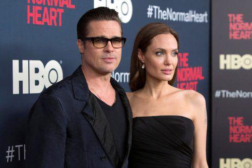 Angelina Jolie und Brad Pitt sind seit Herbst 2016 getrennt. Reuters