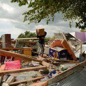 Vorarlbergerin überlebt Erdbeben und hilft Opfern auf Lombok und Gili-Inseln. A7