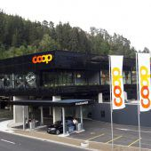Coop-Bau in Rekordzeit