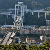 Nach tragischem Unglück in Genua wird jetzt nach Schuldigen gesucht. D8