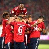 Startsieg für FC Bayern