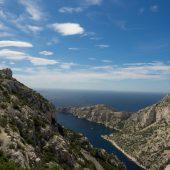 Fjorde am Mittelmeer