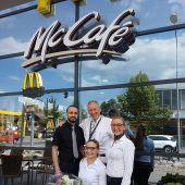 15 Jahre bei McDonalds