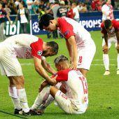Drama in Salzburg! Bullen scheitern wieder an der Champions League. C1