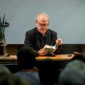 Neuer Roman von Michael Köhlmeier: Erste Lesung bei VN und Das Buch. D7