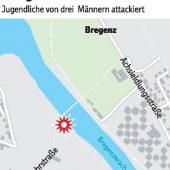 17-Jährige auf Spazierweg attackiert