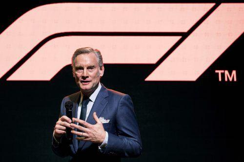 Formel 1-Marketing-Boss Sean Bratches fordert mehr Siegerteams. AFP