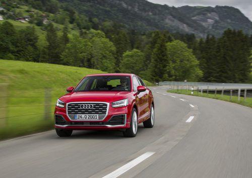 Frecher und markanter gestylt als seine Brüder hatte der Audi Q2 die neu interpretierte Stilrichtung auch für den kommenden neuen Q3 vorgegeben.