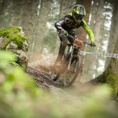 Downhill-Elite im Brandnertal