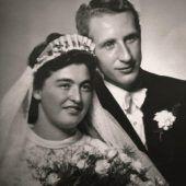 70 Jahre das Leben zusammen gemeistert