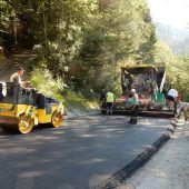 Sanierungsetappe für Ebniterstraße fertig