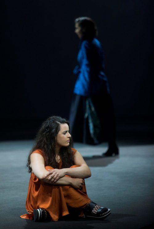 Große Stimme in einem hervorragenden Ensemble: Sarah Aristidou. VN/Paulitsch