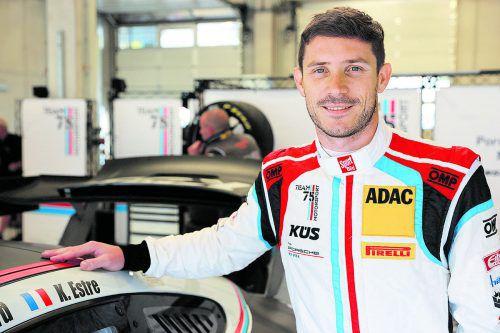 Gute Resultate gab es für Kévin Estre im ADAC-GT-Masters am Nürburgring. Noger