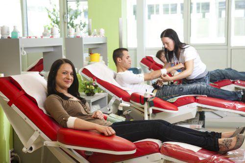 Heute, Montag, findet im Sonnenbergsaal eine Blutspendeaktion statt. Gemeinde