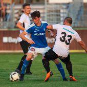 FC Lustenau mit Galavorstellung